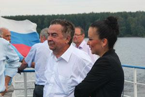 Профессор Курьянов Ю.А. Геофизическая разведка-2012