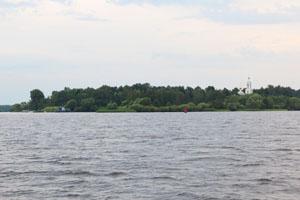 Волга. Белый городок. Геофизическая разведка-2012
